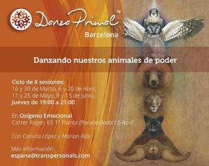 Danza Primal 2017